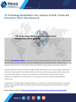 5G Technology Market Size and Share