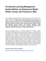 On Demand Learning Management System Market