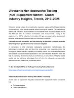 Ultrasonic Non-destructive Testing Equipment Market