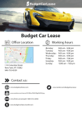 04 Budget Car Lease