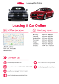 Leasing A Car Online