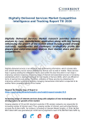 Digitally Delivered Services Market Competitive Intelligence and Tracking Report Till 2026