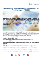 Retail Analytics Market Competitive Intelligence and Tracking Report Till 2026