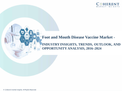 Foot and Mouth Disease Vaccine Market