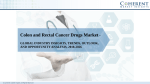 Colon and Rectal Cancer Drugs Market – Industry Size, Growth, outlook and Analysis, 2018–2026