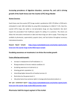 South Korea over the Counter (OTC) Drugs Market