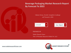 Beverage Packaging Market