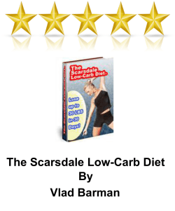 The Scarsdale Low-Carb Diet PDF EBook Free Download