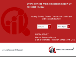 Drone Payload MarketDrone Payload Market Research Report – Forecast to 2023