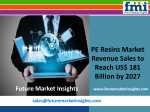 PE Resins Market Size to Accelerate at a Rapid CAGR of 3.5% by 2027
