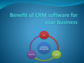 Benefit of CRM software for your Business