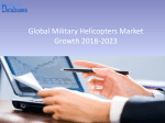 Global Military Helicopters Market Growth 2018-2023