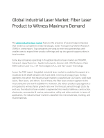 Global Industrial Laser Market
