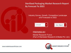 Sterilized Packaging Market