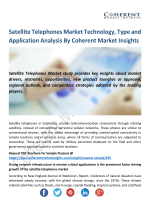 Satellite Telephones Market Opportunities Rise For Stakeholders by 2026