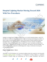 Hospital Lighting Market: Worldwide Top Players Revenue and Forecasts To 2026
