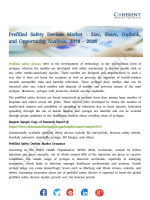 Prefilled Safety Devices Market