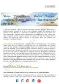 Video Telemedicine MarketVideo Telemedicine Market Trends Estimates High Demand By 2026