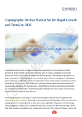 Capnography Devices Market Set for Rapid Growth and Trend, by 2026