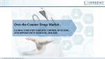 Over-the-Counter Drugs Market In-Depth Analysis with Booming Trends Supporting Growth Till 2026