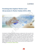 Osseointegration Implants Market New Business Opportunities and Investment Research Report By 2026