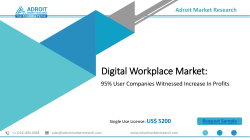 Digital Workplace Market Growth Analysis by Manufacturers, Regions, Type and Application