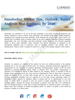 Nanobodies Market Expectations and Growth Trends Highlighted Until 2026