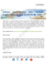 Ostomy Care Market - Global Briefing And Future Outlook 2018 To 2026