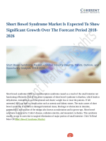 Short Bowel Syndrome Market to Grow at a High CAGR  by 2026