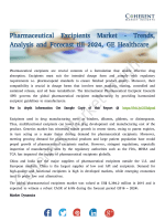 Global Pharmaceutical Excipients Market