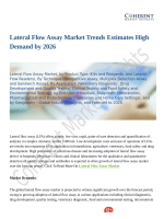 Lateral Flow Assay Market Poised to Achieve Significant Growth in the Years to Come 2018-2026
