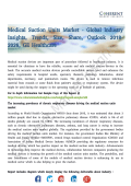 Medical Suction Units Market