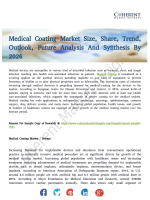 Medical Coating Market To See Massive Growth Globally By 2026