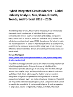 Hybrid Integrated Circuits Market