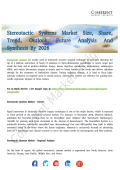 Stereotactic Systems Market to Record Overwhelming Hike in Revenues by 2026