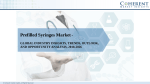 Global Prefilled Syringes  Market to See Worldwide Growth by 2026