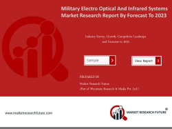 Military Electro Optical And Infrared Systems Market Research Report-Forecast to 2023