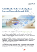 Artificial Cochlea Market Growing at Steady CAGR to 2026