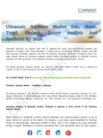 Ultrasonic Aspirator Market 2026 Research Highlighting Major Drivers and Trends