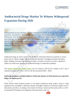 Antibacterial Drugs Market Expansion to be Persistent During 2026