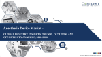 Anesthesia Device Market Size, Share, Outlook, and Analysis, 2018-2026