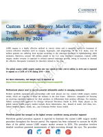 Custom LASIK Surgery Market Explores The Future And Immense Growth By 2024