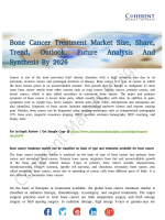 Bone Cancer Treatment Market Outlook and Future Predictions 2026