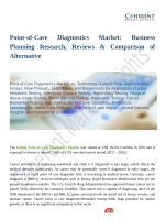 Point-of-Care Diagnostics Market Usage, Dosage And Side Effects Analysis 2018 to 2026