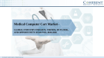 Medical Computer Cart Market Best Productivity Supply Chain Relationship, Development by 2026