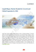 Liquid Biopsy Market Headed for Growth and Global Expansion by 2026