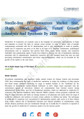 Needle-free IV Connectors Market Set Explosive Growth By 2025