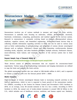Neuroscience Market