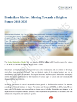 Biosimilars Market Poised to Take Off by 2026