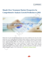 Mouth Ulcer Treatment Market Perspective by Comprehensive Analysis Growth Prediction to 2026Mouth Ulcer Treatment Market Perspective by Comprehensive Analysis Growth Prediction to 2026